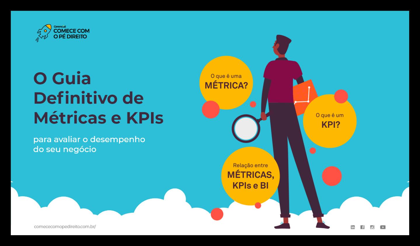 Guias definitivo de Métricas de KPIs